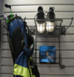 xGolf Bag Rack